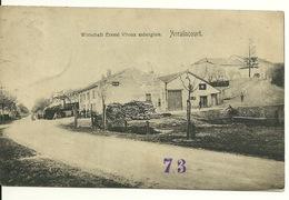 57 - ARRAINCOURT / WIRTSCHAFT ERNEST VITOUX AUBERGISTE - Francia