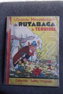 """Rare BD - """" La Grande Mésaventure De RUTABAGA Le TERRIBLE """". Textes Et Dessins D'Emmanuel COCARD - Editions Originales (langue Française)"""