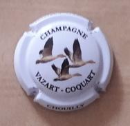 Capsule Champagne   Vazart-Coquart - Champagne