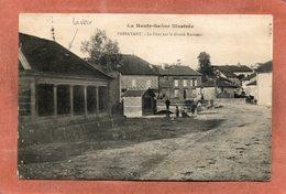 CPA - PASSAVANT (70) - Aspect Du Lavoir Et Du Pont Sur Le Grand Ruisseau En 1911 - Frankreich