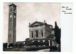 SELVA  DEL  MONTELLO (TV):  CHIESA  PARROCCHIALE  -  FOTO  -  FG - Churches & Convents