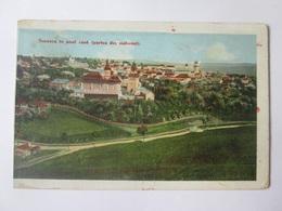 Romania/Bucovina-1906 Suceava/Suczawa,used Postcard From 1914 - Romania
