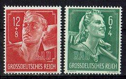 DR 1944 // Mi. 894/895 ** - Deutschland