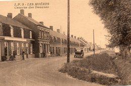 Les  Moêres -   Caserne  Des  Douanes. - France