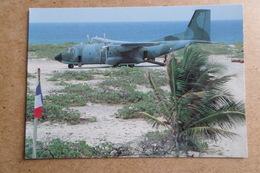 C 160 Transall De L'ETOM 50 Réunion Mission De Ravitaillement  ( Avion, Aviation, Armée De L'Air ) - 1946-....: Ere Moderne