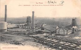 ¤¤    -    CARMAUX    -  Le Puits De La Tronquié (Mines De Houilles)       -  ¤¤ - Carmaux