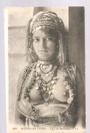 Algérie  Scènes Et Types Type De Mauresque Seins Nus N°6267 LL De 1920? - Algérie