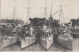 Bâteaux - Marine De Guerre - Contre-Torpilleurs Escadre Du Nord - Warships