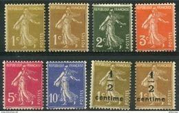France (1932) N 277A à 279B ** (Luxe) - France