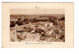 Tunisie Sousse Panorama Vers La Place Pichon - Túnez