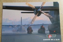 C 160 Transall Sur La Base Aérienne De Camerie En Italie ( Avion,Aviation,Armée De L'Air ) - 1946-....: Ere Moderne