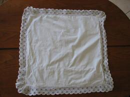 230 - Taie D'oreiller 66x66 En Coton - Bed Sheets
