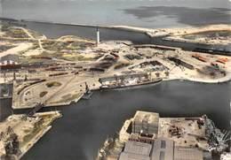 59 - Dunkerque - Beau Plan Aérien Du Port à La Gare Maritime - Dunkerque