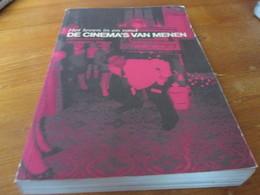 Het Leven In En Rond De Cinema's Van Menen,  295 Blz, 2010 - Storia