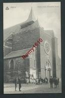 DIEST.  Onze-Lieve -Vrouw's  Kerk.  Animation.   2 Scans. - Diest