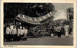 ASIE --  MALAISIE -- Malay Wedding S. S. - Malaysia