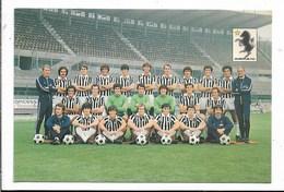 Juventus 1980/81 - Non Viaggiata - Fussball