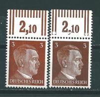 MiNr. 782 A+b ** Oberrand   (0541) - Deutschland