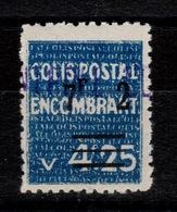 Algerie - Colis Postaux N** Luxe YV 72 - Algeria (1924-1962)