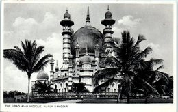 ASIE --  MALAISIE -- Kuala Kangsar - Malaysia