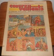Coeurs Vaillants. N°51. Dimanche 21 Décembre 1947. - Newspapers