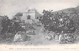 Afrique > Algérie > ORAN Cimetière Musulman Marabout Sidi Ahmed El Filehli  (- Editions ND Phot 66) *PRIX FIXE - Oran