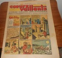 Coeurs Vaillants. N°49. Dimanche 7  Décembre 1947. - Newspapers