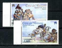 2011 VATICANO SET MNH ** - Vatican