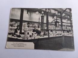 Postkaart Seraing Val St Lambert Magasin D'Echantillions  Jr 1919 - Seraing