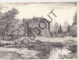 Postkaart/Carte Postale WESPELAAR / Haacht Hertogenburg Domein Der KSA Brabant (O621) - Haacht