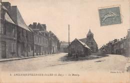 ANGLESQUEVILLE SUR SAANE - Le Bourg - France