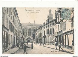 88 REMIREMONT RUE FRANCHE PIERRE CPA BON ETAT - Remiremont