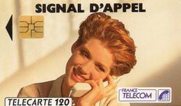 Télécarte   Signal D'Appel - Telecom Operators