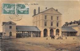 BACQUEVILLE - La Mairie (carte Toilée) - France