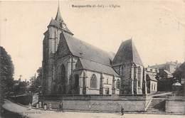 BACQUEVILLE - L'Eglise - France