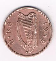 1 PENNY 1949 IERLAND /3129/ - Irlande