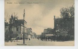 ITALIE - BRINDISI - Corso Umberto I. - Piazzale Stazione - Brindisi