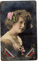 DONNA - WOMEN - FEMME -  VG 1916  FP - C883 - Donne