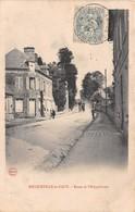 BACQUEVILLE EN CAUX -Route De L'Hippodrome - France
