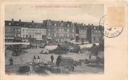 BACQUEVILLE EN CAUX - Une Vue Du Marché - France