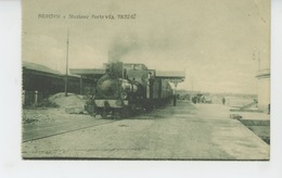 ITALIE - BRINDISI - Stazione Porto  Via Parigi (train ) - Brindisi