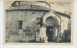 ITALIE - BRINDISI - S. Giovanni Al Sepolcro Museo - Brindisi