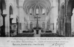 BARENTIN - Intérieur De L'Eglise  (CPSM Petit Format) - Barentin