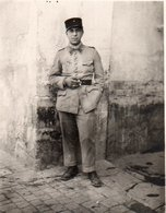 93Mq   Photo Militaire Soldat à Identifier - Uniformen