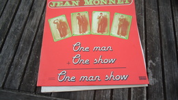 Geraardsbergen -  Jean Monnet - One Man One Show - Otros - Canción Neerlandesa