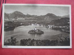 Bled / Veldes - Panorama 1929 - Slovenia