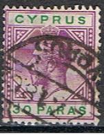 (XIP 59) CYPRUS // YVERT 69 //  1921-23 - Cyprus (...-1960)