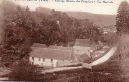 - PONTAUBERT (89) -  Auberge Du Moulin Des Templiers  -15256- - Other Municipalities