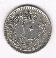 1 PARA  AH 1327/506 TURKIJE /3138/ - Turkey