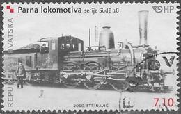 Croatie - Y&T N° 883 - Oblitéré - Croatie